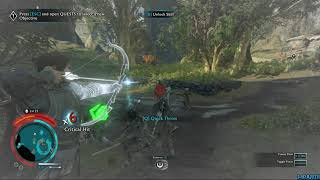 Middle Earth Shadow Of War Trainer