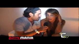 Notte Mania - Intervista a Veronica Ciardi al BNN