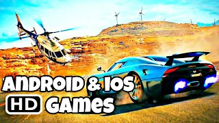 2018 Top 8 Best high graphics Car Racing Games for Android & iOS