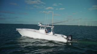 Yellowfin 36 Running