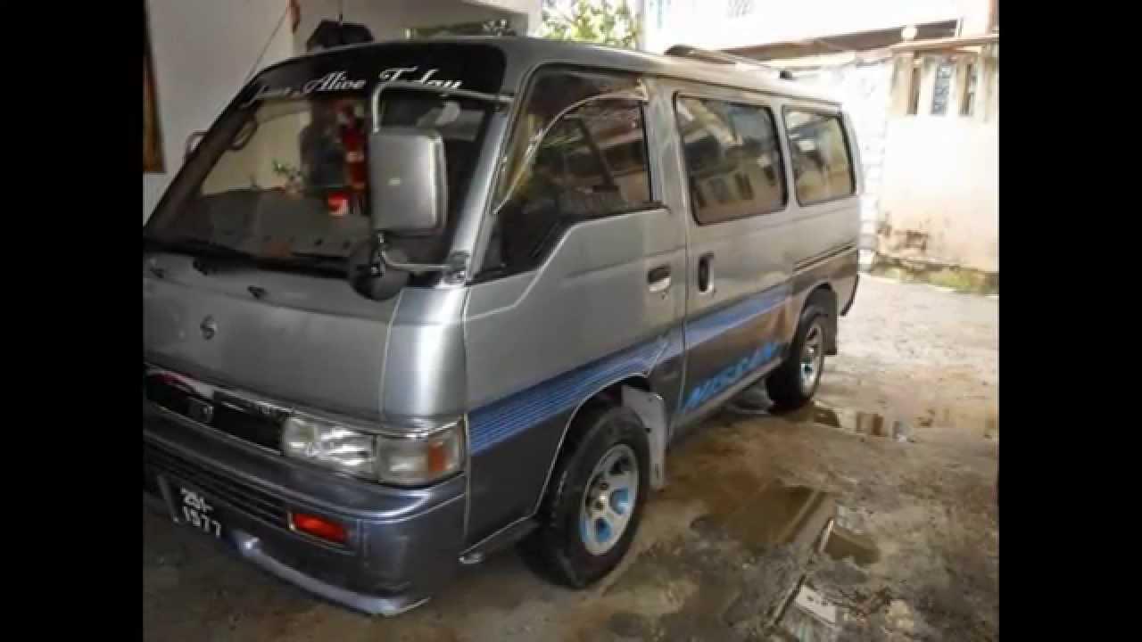 Nissan Caravan Van For Sale In Sri Lanka