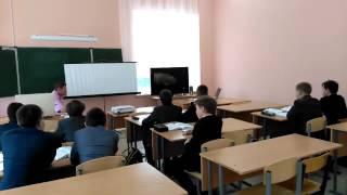 Урок технологии в 6 классе