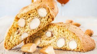 Бискотти —  печенья итальянские | Biscotti - Italian cookies