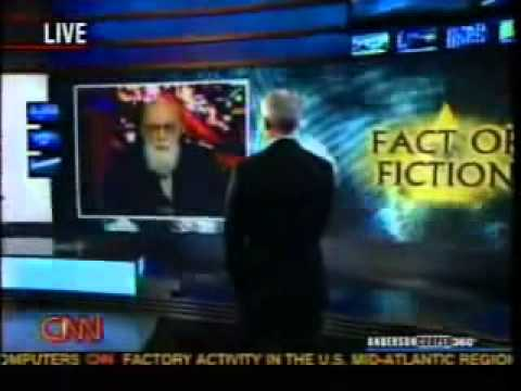Sylvia Browne exposed as a fraud on CNN Anderson Cooper by James Randi