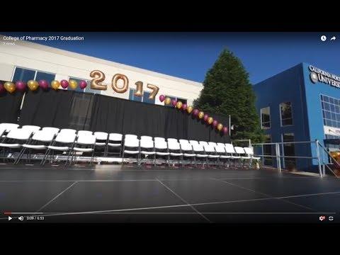 College of Pharmacy 2017 Graduation
