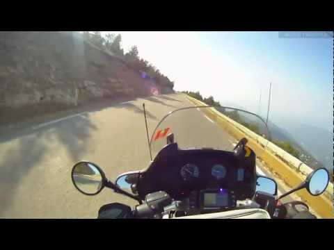 French Motorbike Routes - Mont Ventoux Provence from RoadTrooper.com.wmv