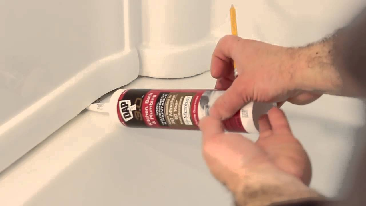 How to Caulk a Bathtub (Beautiful Results) -- by Home Repair