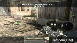 Repeat youtube video MW2 List of All Trickshots