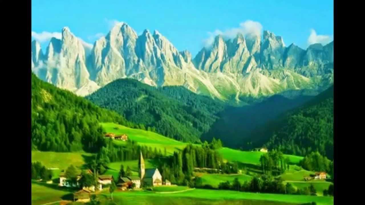 Most Ukrainian Beautiful Views. Tourism In Ukraine