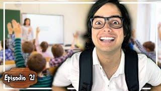 REGRESO A CLASES 10 AÑOS DESPUÉS SIENDO FAMOSO - Yolo Aventuras (Ep.21)