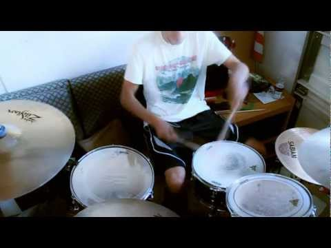 Radioactive - Imagine Dragons (Drum Cover)
