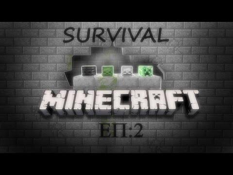 Minecraft Survival With The Italians l Building Dreams+High Voices l Episode 2
