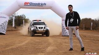 تجربة عجلات ميشلان الجديدة BFGoodrich في صحراء جنوب أفريقيا 