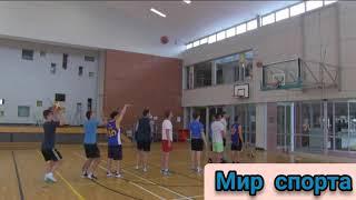 Невероятные баскетбольные трюки