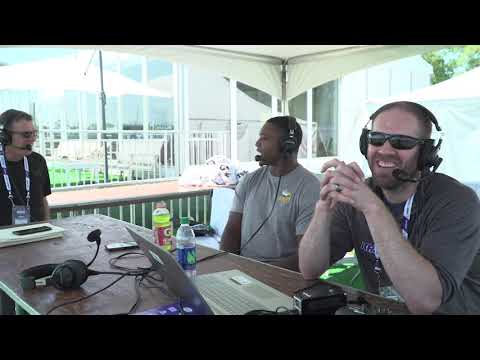 Vikings Blog - VIDEO: Vikings FB CJ Ham joins The Common Man at Training Camp