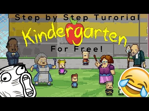 How to download Kindergarten for free! (outdated)