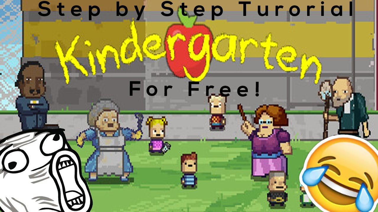 How To Download Kindergarten For Free Outdated Youtube