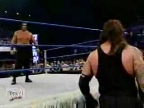 WrestleMania XI: The Undertaker vs. King Kong Bundy (4-0 ...