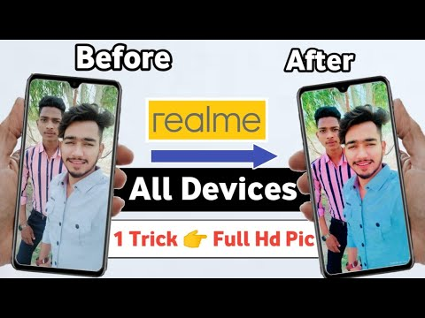Download Camera Trick For All Realme Devices | Make Full Hd Photos With Realme
