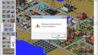Let's Play SimCity 2000 #5 Stage 1 Boss: Water!