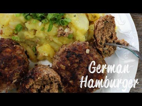 German Hamburger