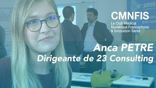 """Anca PETRE """"La Blockchain, c'est quoi ?"""""""