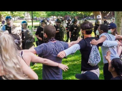 This Is What The Protests Around The U.S. Actually Look Like
