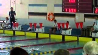 800 м. вольным стилем Майкл Фелпс отдыхает(мой рекорд)