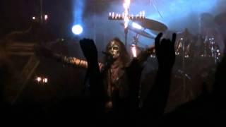 Watain Total Funeral Sonisphere Knebworth 09/06/2011