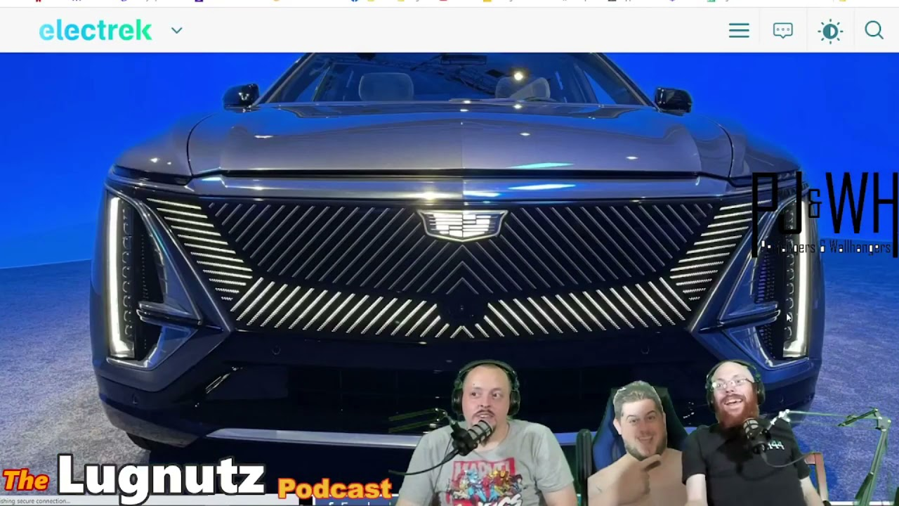 #254 Lugnutz Podcast: Armored Doors Sports Car Leg Muscles