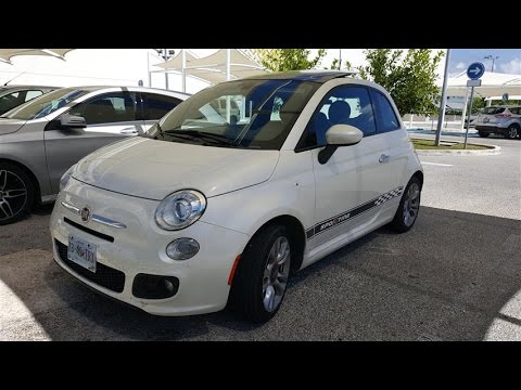 2016 Fiat 500 Sport Car Hater Review & Test Drive MEXICO