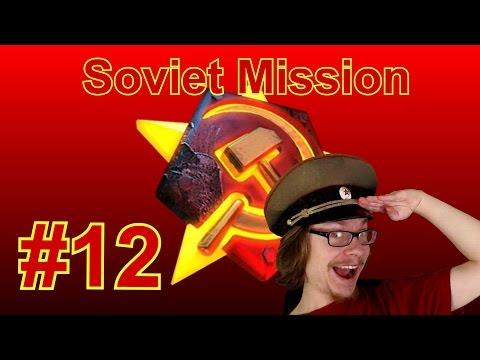 C&C Red Alert 2 Soviet Mission 12 - Polar Storm