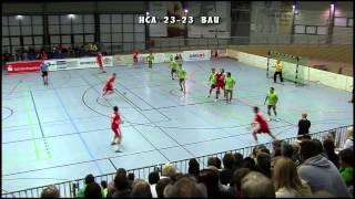 HC Aschersleben - Eintracht Baunatal 27:27
