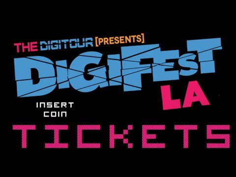 How To Buy DigiFest LA Tickets!