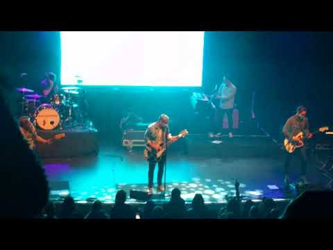 Switchfoot Live @O2 Forum - London Calling (cover from The Clash) & Dark Horses