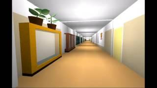 Florala High School créé à ROBLOX Studio