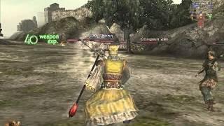 Dynasty Warriors 4 (PC) - Zhang Bao (Yellow Turban) Gameplay