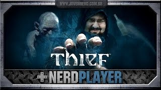 Thief - Garrafada no quengo | Nerdplayer 114