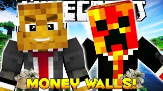 "Minecraft MONEY WALLS ""The King Slayer"" #4 w/ PrestonPlayz & JeromeASF"