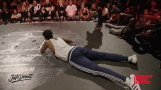 Finał Locking - JUSTE DEBOUT HOLLAND 2017