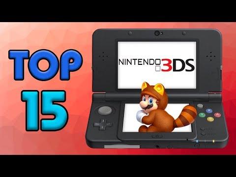 TOP 15 MELHORES JOGOS DE NINTENDO 3DS