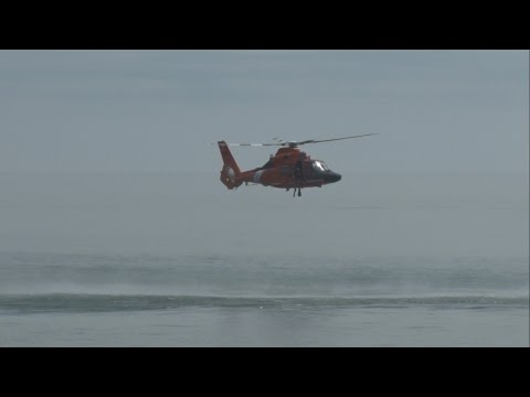 2016 Atlantic City Airshow - US Coast Guard Search & Rescue Demonstration