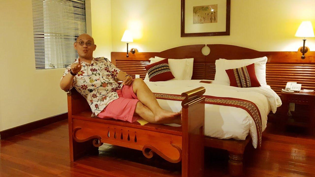 Victoria Châu Đốc Hotel không chỉ nên thơ mà còn vương giả ngoại trừ … cái cân !