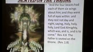 Revelation 4: Visions of the Sky Sanctuary-Pastor Bill Hughes