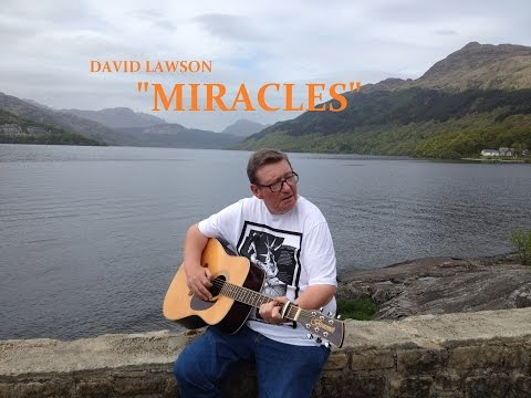 DAVID LAWSON - MIRACLES (Official Video)