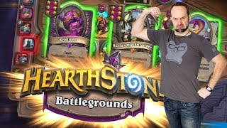 Hearthstone Battlegrounds: Stevinho testet Blizzards Auto-Battler