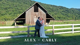 Alex & Carly // J.Q. Dickinson Saltworks // 7.25.20