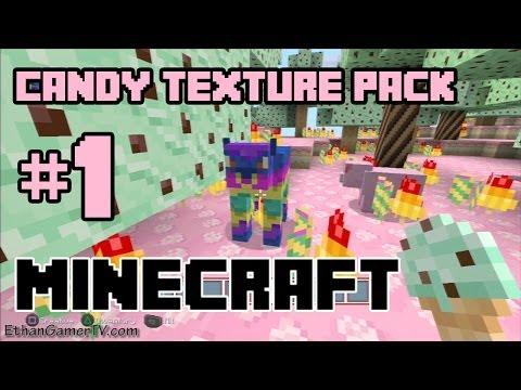 My First Minecraft Video!