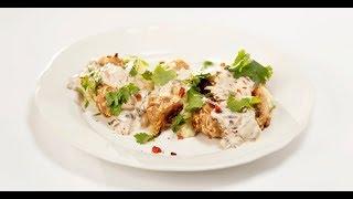 Куриные фрикадельки с пюре | Тайна блюда