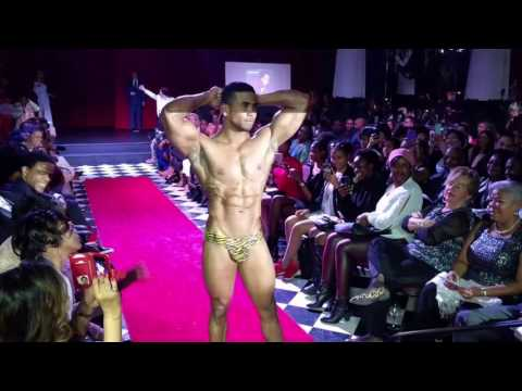 Maillots de bain pour homme Collection H2O  Caribbean Fashion Week Montréal
